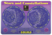 Painless Learning Stars and Constellations Placemat