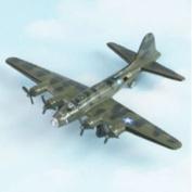 Daron Worldwide Trading HW17103 Hot Wings B-17 Olive