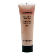 Acti Mine Make Up Base SPF15 - # 6 Acti Peach, 30ml/1oz