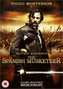Captain Alatriste - The Spanish Musketeer [Region 2]