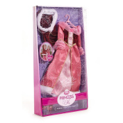 Disney Princess & Me Holiday Gown and Cape - Belle