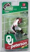 Mcfarlane Toys Ncaa College Football Sports Picks Series 3 Action Figure Adrian Peterson (Oklahoma Sooners) White Jersey