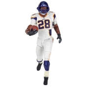 NFL Playmakers Minnesota Vikings 4 inch Action Figure - Adrian Peterson