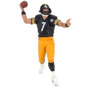 NFL Playmakers Pittsburgh Steelers 10cm Action Figure - Ben Roethlisberger