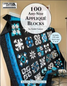 100 Any-Size Applique Blocks [With CDROM]