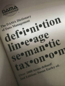 DAMA Dictionary of Data Management