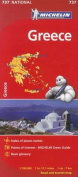 Michelin Greece Map 737 (Maps/Country