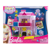Squinkies Barbie Dream House Playset