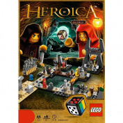 LEGO Game Heroica Caverns of Nathuz
