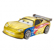 Exclusive Disney Pixar Cars 2 Die-Cast Vehicle - Jeff Gorvette