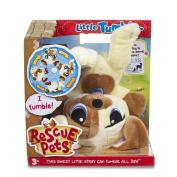 Rescue Pets Little Tumbler Plush Toy - Puppy