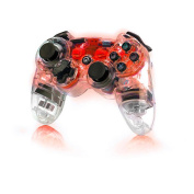 Afterglow AP.2 Wireless Controller for Sony PS3 - Red