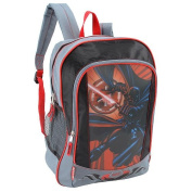 Star Wars 3D Sith Sabre 41cm Backpack - Grey, Black, and Red