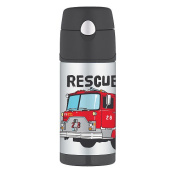 Thermos FUNtainer Beverage Bottle - Rescue Squad