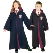 Harry Potter Gryffindor Robe Deluxe Halloween Costume - Child Size Large
