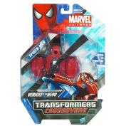 Transformers Crossovers Marvel Legends Action Figure - Spider-Man