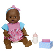 Little Mommy Wipey Dipey Doll - African American