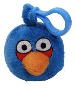 Angry Birds Plush Backpack Clip - Blue Bird