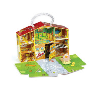 KooKoo Zoo KooKoo Bird Clubhouse - Carry Case and Playset