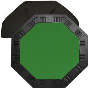 8 Player Octagon Tabletop 120cm  - Green