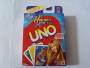 Hannah Montana Uno Card Game - Mattel