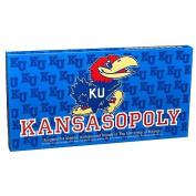 University of Kansas - Kansasopoly Board Game