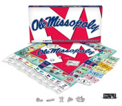 Late For The Sky 730799020797 University of Mississippi Rebels Ole Missopoly
