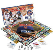 New York Mets Monopoly Collectors Edition Toy