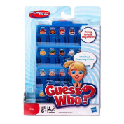Travel Guess Who Game