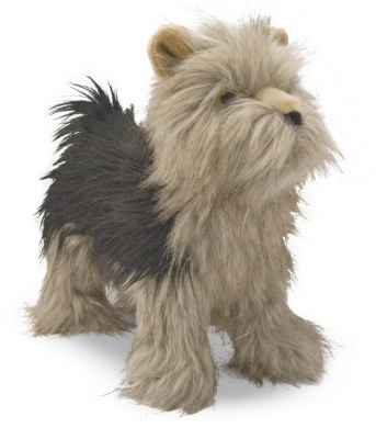 Melissa & Doug Yorkshire Terrier - Plush
