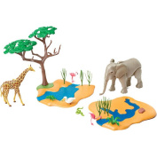 Playmobil African Safari Wildlife Water Standpost