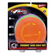 WHAM-O MARKETING INC Frisbee Golf, 3-Pk.