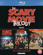 Scary Movie 1-3.5 [Region B] [Blu-ray]