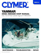 Yanmar One, Two & Three Cylinder Diesel Inboard Engines 1980-2009