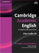 Cambridge Academic English B2 Upper Intermediate Class Audio CD [Audio]