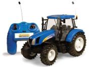 Britains Big Farm Radio Control New Holland T6070 Tractor