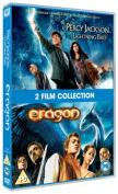 Percy Jackson and the Lightning Thief/Eragon [Region 2]