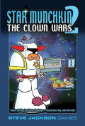 Star Munchkin 2 The Clown Wars - Steve Jackson Games