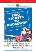 Two Tickets to Broadway [Region 1]