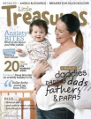 Little Treasures (NZ) - 1 year subscription - 5 issues