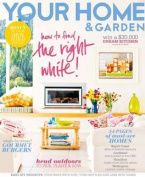 Your Home And Garden - 1 year subscription - 12 issues