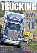 NZ Trucking - 1 year subscription - 11 issues