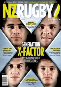 NZ Rugby World - 1 year subscription - 6 issues