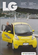 NZ Local Government - 1 year subscription - 12 issues