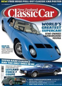 New Zealand Classic Car - 1 year subscription - 12 issues