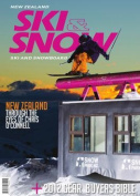 NZ Ski & Snow - 1 year subscription - 1 issues