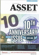 New Zealand Asset - 1 year subscription - 12 issues