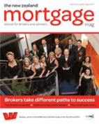 NZ Mortgage - 1 year subscription - 8 issues