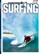 New Zealand Surfing - 1 year subscription - 9 issues