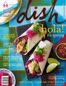 Dish - 1 year subscription - 6 issues
